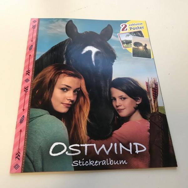 """Ostwind 4 """"Aris Ankunft"""" (2019) - Stickeralbum"""