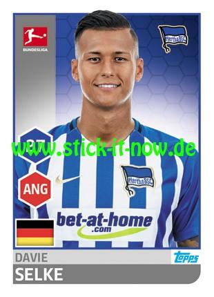 "Topps Fußball Bundesliga 17/18 ""Sticker"" (2018) - Nr. 32"