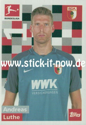 "Topps Fußball Bundesliga 18/19 ""Sticker"" (2019) - Nr. 5"