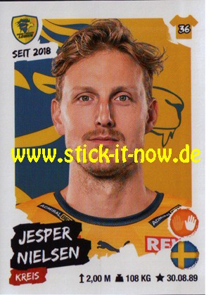 """LIQUI MOLY Handball Bundesliga """"Sticker"""" 20/21 - Nr. 85"""