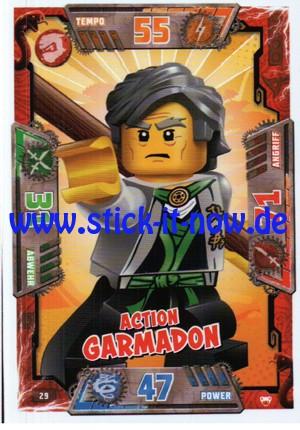 Lego Ninjago Trading Cards - SERIE 2 (2017) - Nr. 29