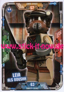 Lego Star Wars Trading Card Collection (2018) - Nr. 20