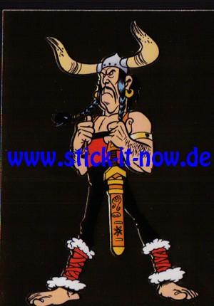 """Asterix """"60 Jahre Abenteuer"""" (2019) - Nr. 51 (Goldsticker)"""
