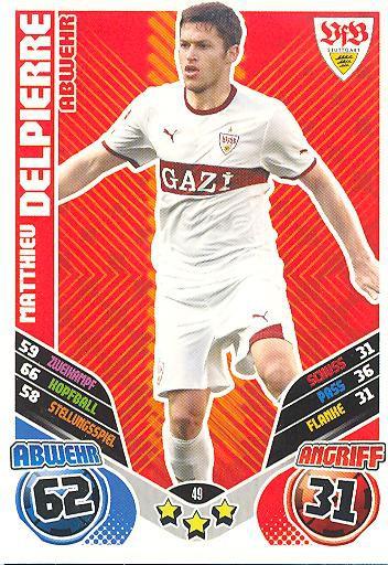 Match Attax 12//13-449-Serdar Tasci-VfB Stuttgart-kaptitän