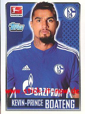 Topps Fußball Bundesliga 14/15 Sticker - Nr. 237