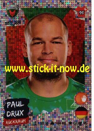 """LIQUI MOLY Handball Bundesliga """"Sticker"""" 20/21 - Nr. 88 (Glitzer)"""