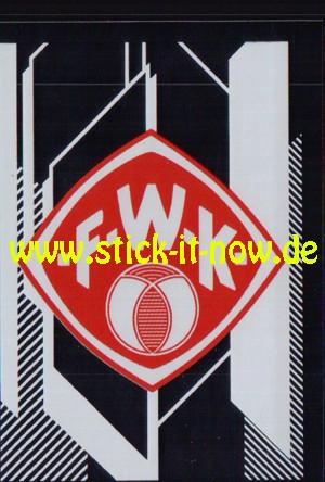 "Topps Fußball Bundesliga 2020/21 ""Sticker"" (2020) - Nr. 409 (Glitzer)"