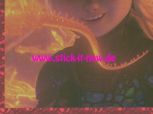 """Dragons 3 """"Die geheime Welt"""" (2019) - Nr. 151 (Glitzer)"""