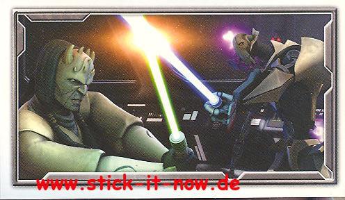 Star Wars The Clone Wars Sticker (2013) - Nr. 95