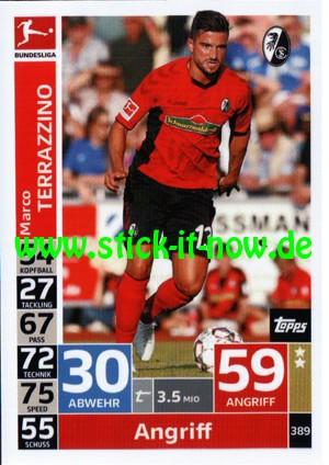 "Topps Match Attax Bundesliga 18/19 ""Action"" - Nr. 389"