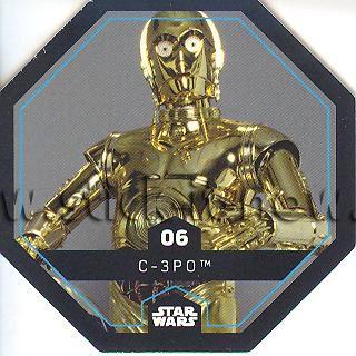 Rewe Star Wars Cosmic Shells (2015) - Nr. 6