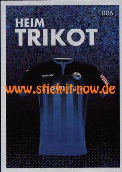 """SC Paderborn """"klebt erstklassig"""" (2019) - Nr. 6 (Glitzer)"""