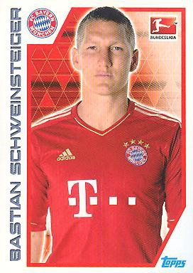 Topps Fußball Bundesliga 12/13 Sticker - Nr. 235