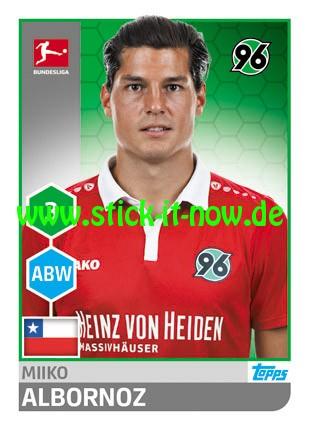 "Topps Fußball Bundesliga 17/18 ""Sticker"" (2018) - Nr. 113"