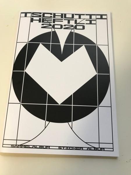 "Tschutti Heftli ""EM 2020"" (2021) - Stickeralbum"