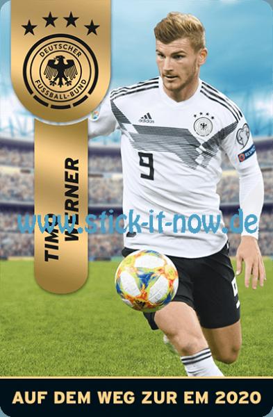 """Ferrero Team Sticker EM 2020 - """"Action"""" Nr. 20"""