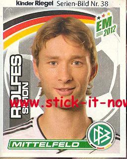 DFB Stars EM 2012 - Nr. 38