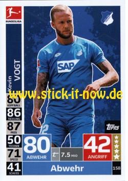 Topps Match Attax Bundesliga 18/19 - Nr. 158