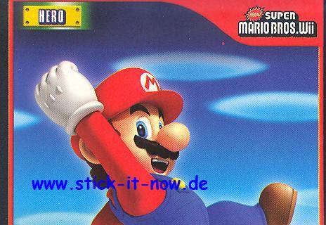Super Mario Bros.Wii - Sticker - Nr. 3