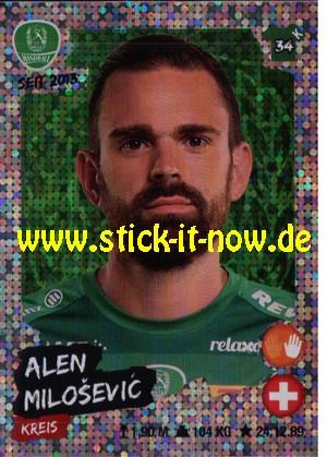 """LIQUI MOLY Handball Bundesliga """"Sticker"""" 20/21 - Nr. 122 (Glitzer)"""