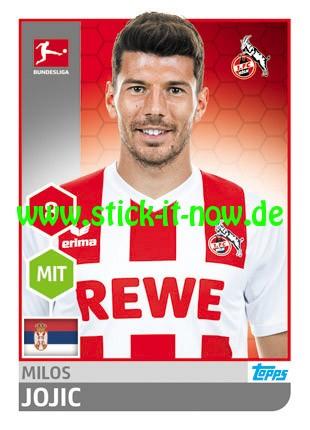 "Topps Fußball Bundesliga 17/18 ""Sticker"" (2018) - Nr. 151"