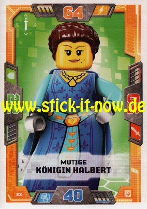 Lego Nexo Knights Trading Cards - Serie 2 (2017) - Nr. 23