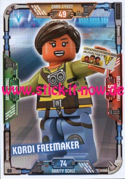 Lego Star Wars Trading Card Collection (2018) - Nr. 60