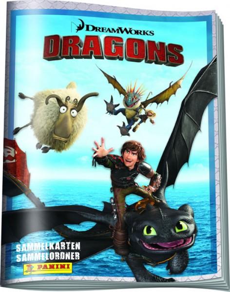 Dragons Trading Cards - Serie 2 (2017) - Starter-Set