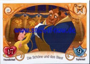 Topps Disney Princess Trading Cards (2017) - Nr. 25