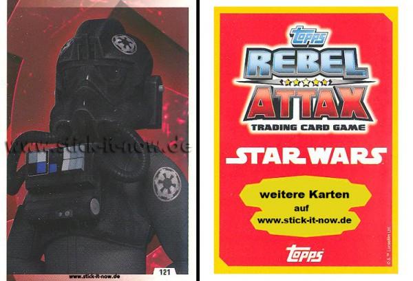 Rebel Attax - Serie 1 (2015) - STRIKE-FORCE - DAS IMPERIUM 2 - Nr. 121