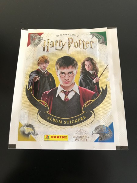 """Aus den Filmen von """"Harry Potter"""" (2020) - Stickertüte"""