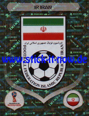 "Panini WM 2018 Russland ""Sticker"" - Nr. 172 (Glitzer)"