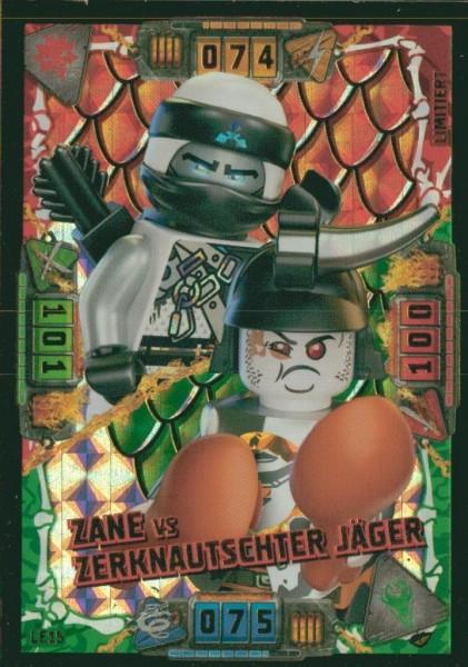 Lego Ninjago Trading Cards - SERIE 4 (2019) - Nr. LE 15