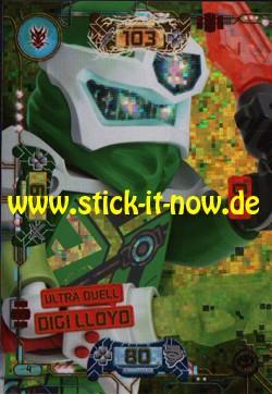 Lego Ninjago Trading Cards - SERIE 5 (2020) - Nr. 4 ( Ultra Duell )