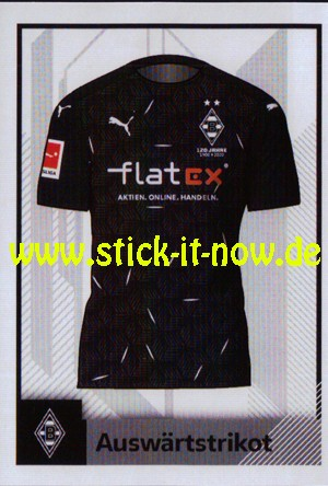 "Topps Fußball Bundesliga 2020/21 ""Sticker"" (2020) - Nr. 288"