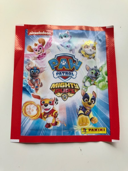 "Paw Patrol ""Mighty Pups"" (2020) - Stickertüte (5 Sticker)"