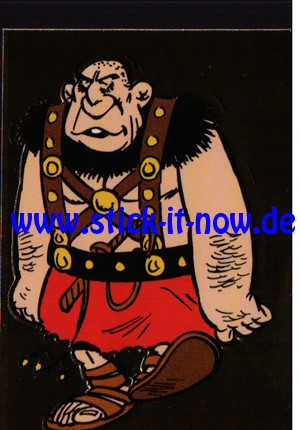"""Asterix """"60 Jahre Abenteuer"""" (2019) - Nr. 41 (Goldsticker)"""