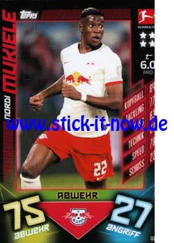 "Topps Match Attax Bundesliga 2019/20 ""Action"" - Nr. 446"