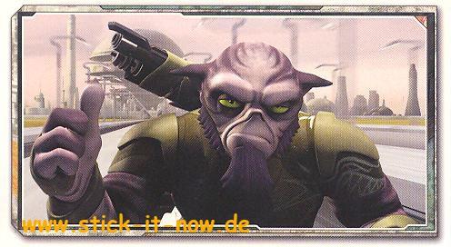 Star Wars Rebels (2014) - Sticker - Nr. 91