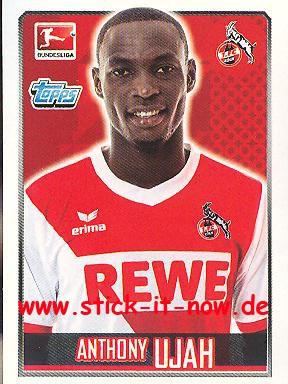 Topps Fußball Bundesliga 14/15 Sticker - Nr. 153