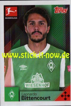 "Topps Fußball Bundesliga 2020/21 ""Sticker"" (2020) - Nr. 96"