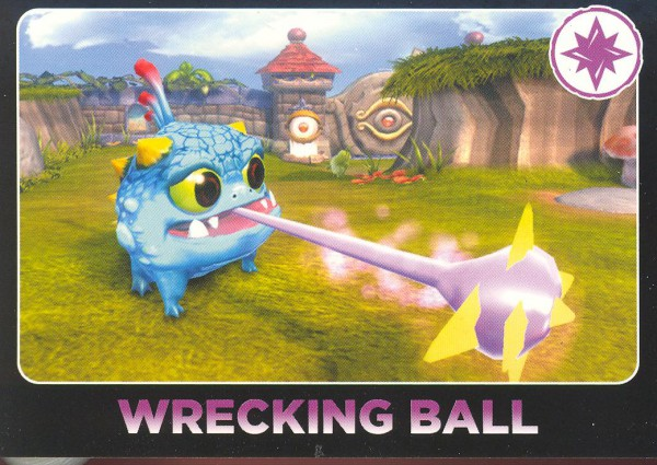 Skylanders Giants - Screenshots der Mächte der Charaktere - WRECKING BALL - Nr. 41