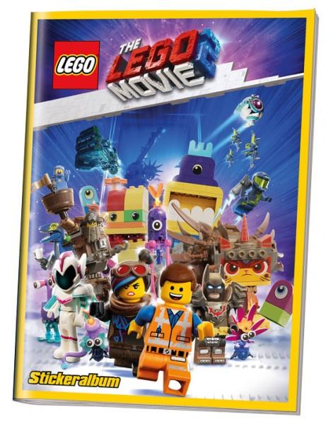 """The Lego Movie 2 """"Sticker"""" (2019) - Stickeralbum"""