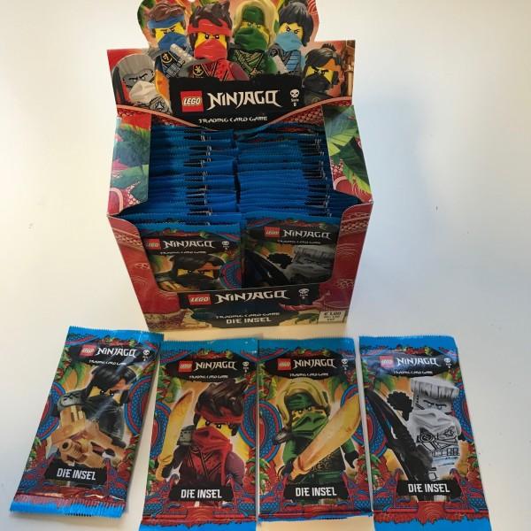Lego Ninjago Trading Cards - SERIE 6 (2021) - Display