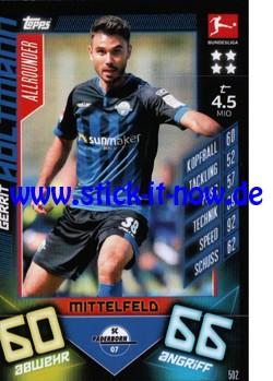 "Topps Match Attax Bundesliga 2019/20 ""Action"" - Nr. 502"