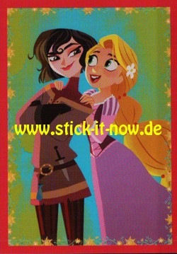 PANINI-Disney Rapunzel 2018-Sticker 51