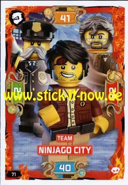 Lego Ninjago Trading Cards - SERIE 5 (2020) - Nr. 71