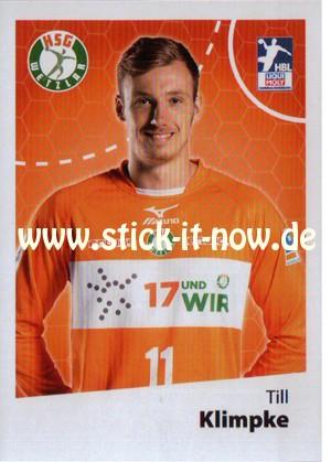 LIQUE MOLY Handball Bundesliga Sticker 19/20 - Nr. 178
