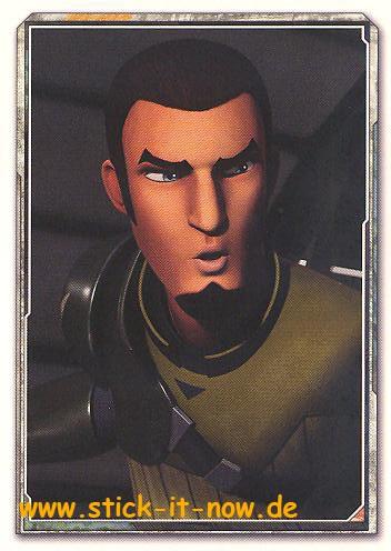 Star Wars Rebels (2014) - Sticker - Nr. 25
