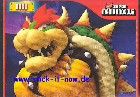 Super Mario Bros.Wii - Sticker - Nr. 32